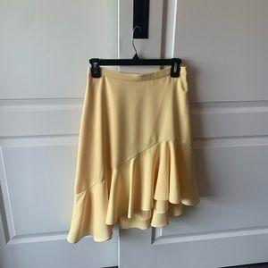 Beautiful Yellow Chiffon Skirt 🌻
